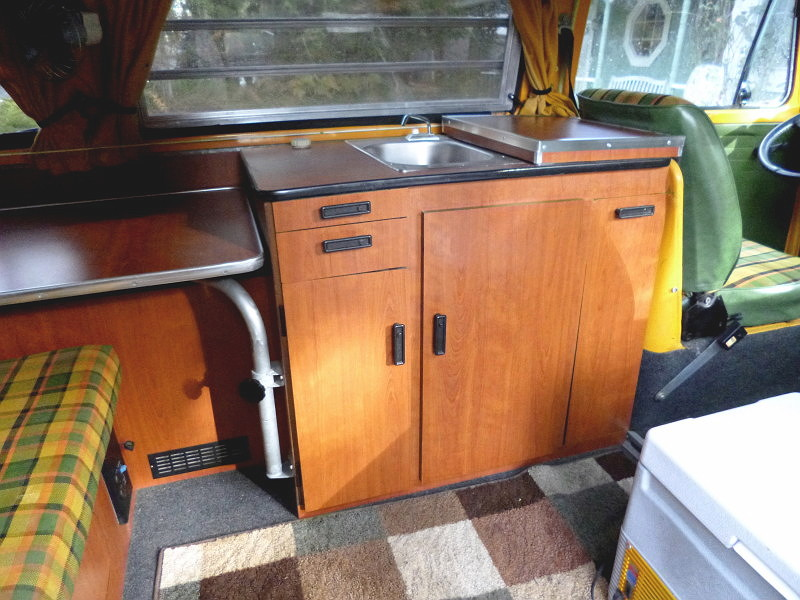 The restoration of a 1976 vw westfalia camper for Interior westfalia